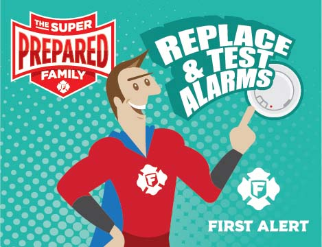 This Fire Prevention Month, Ensure Your Family is Super Prepared!