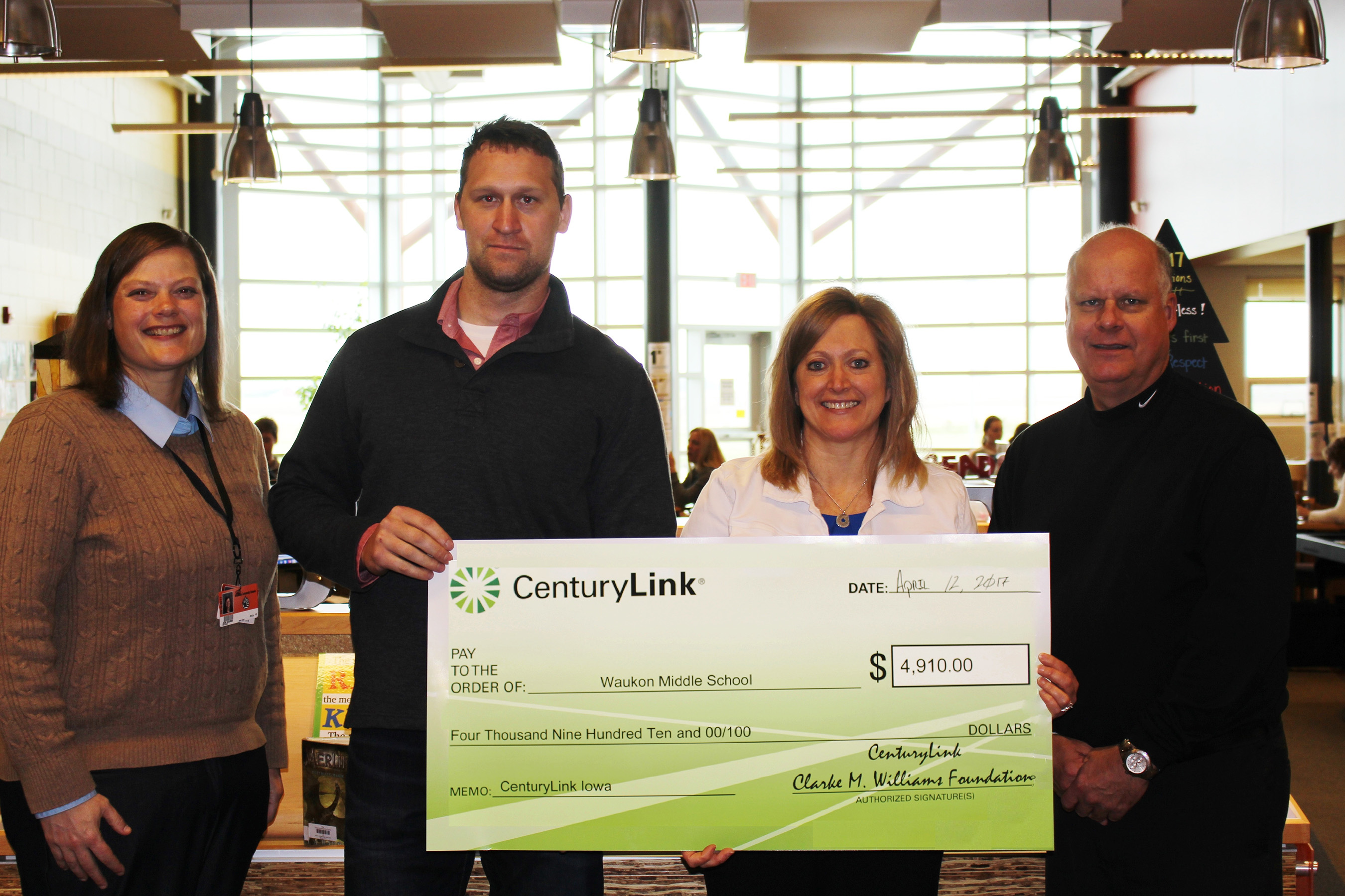 CenturyLink to offer more than $1.4 million in grants to help support technology in the classroom