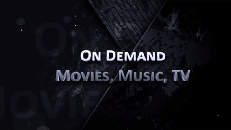 The World's Best way to stream OnDemand Movies Music & TV