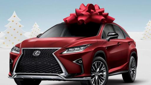 2017 Lexus December To Remember Sales Event Digital Ad