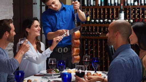Texas de Brazil's lively ambiance and mouthwatering rodizio-style dining experience sets the scene for friends, family and business associates.
