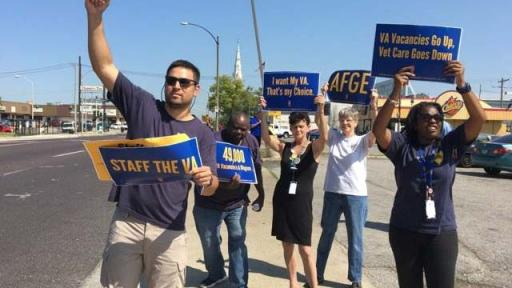 The Fight Against VA Privatization