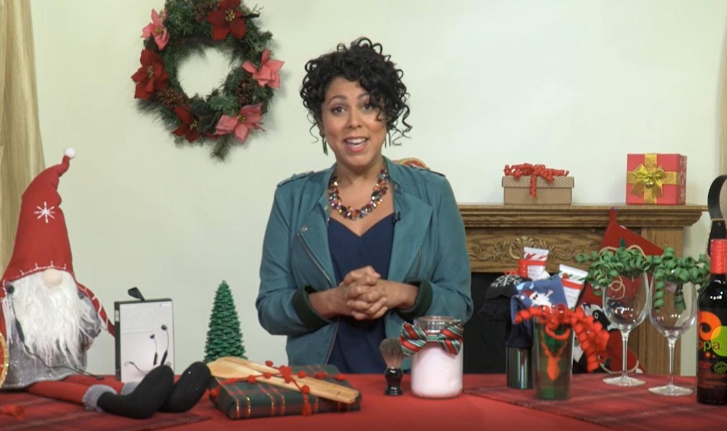 Consejos de Evette para regalos navideños
