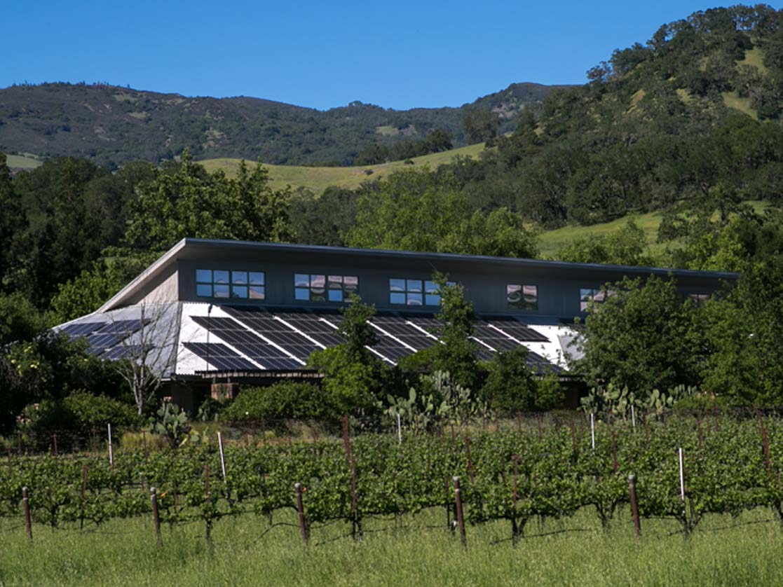 California vintner Fetzer Vineyards is the world's largest winery to obtain B Corporation certification