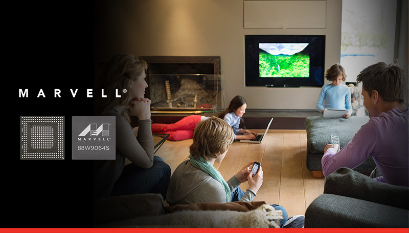 Marvell Announces Industry's Most Complete 802.11ax Wireless Portfolio