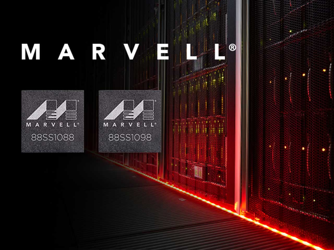 The Marvell 88SS1098 and 88SS1088 NVMe SSD controllers are powered by Marvell's fourth generation of NANDEdge™ LDPC error correction technology, which provides support for the latest 3D NAND TLC and QLC technologies, extending SSD lifetime while maintaining best-in-class latency and performance consistency.