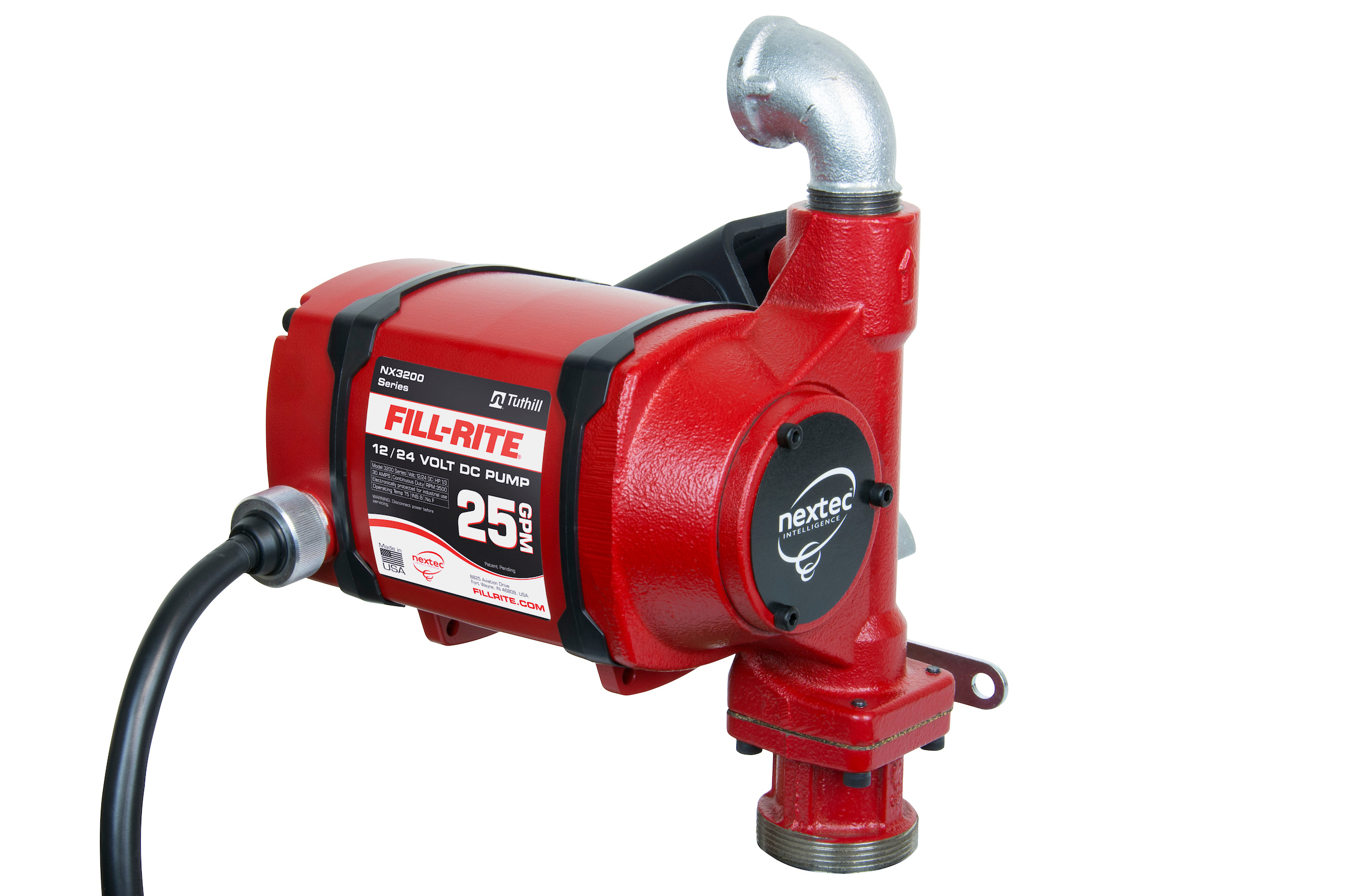 Tuthill Announces Industry's First Continuous-Duty Fuel Transfer Pump