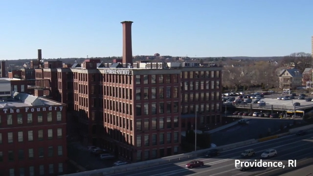 LG Project Profile Series - The Sharpe Building at the Foundry (Rhode Island)
