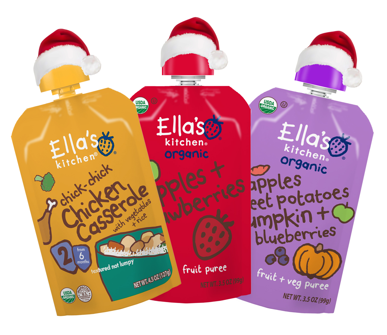 Four Tips for Feeding Your Little Foodie During the Holidays