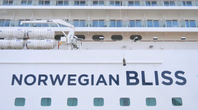 Norwegian Cruise Line Celebrates Norwegian Bliss With Show