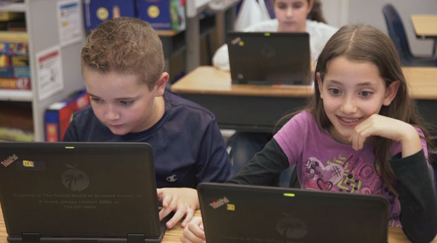 Accenture Brings Coding to Students