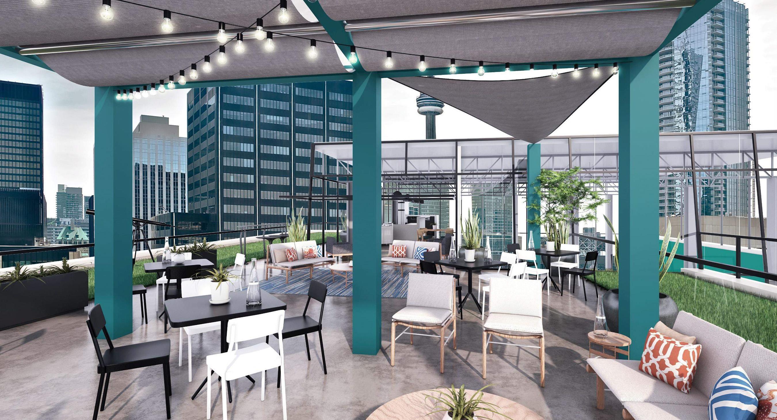 Amsterdam born creative workspace spaces comes to canada