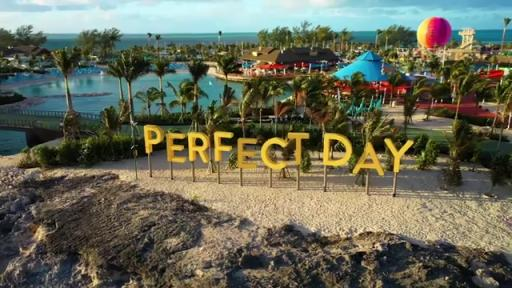 Play Video: Royal Caribbean Redefines Island Time at Perfect Day at CocoCay