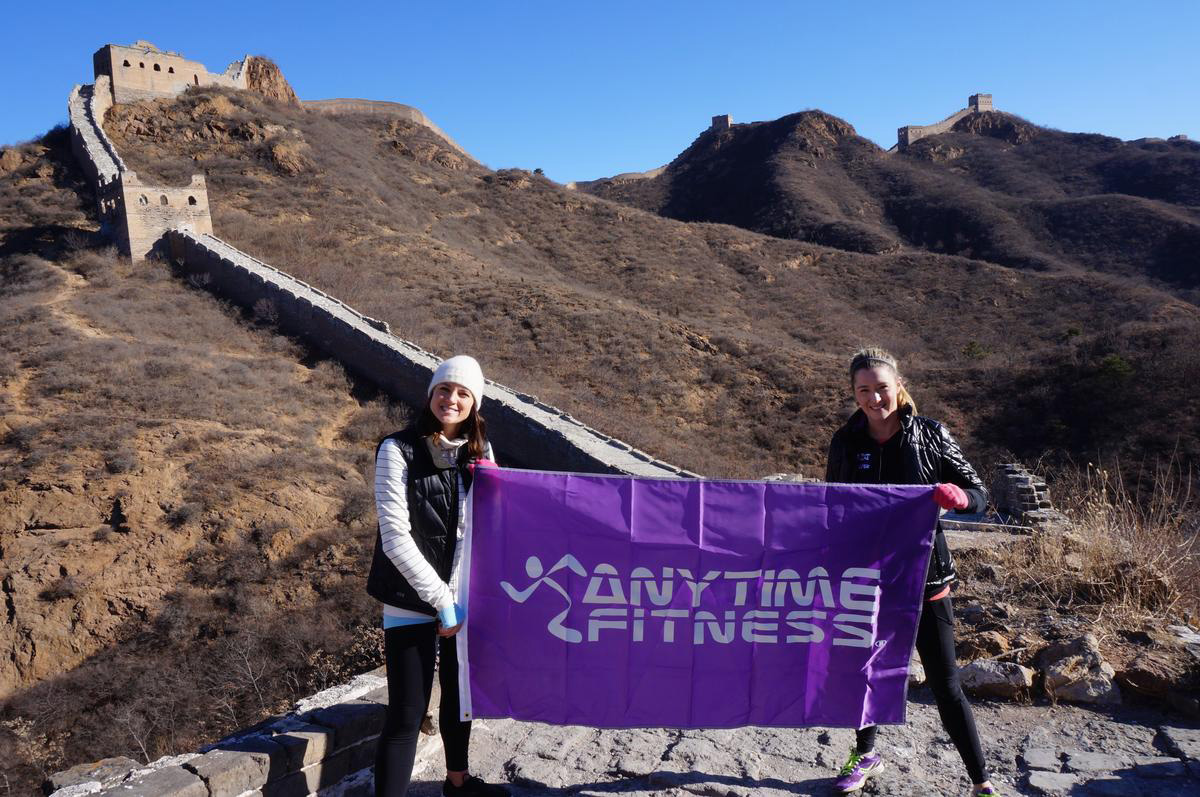 Join one Anytime Fitness gym and use them all - in places like China, Australia, The United Kingdom, Japan, Mexico, Spain, The Netherlands, The Philippines and all 50 states in the U.S.