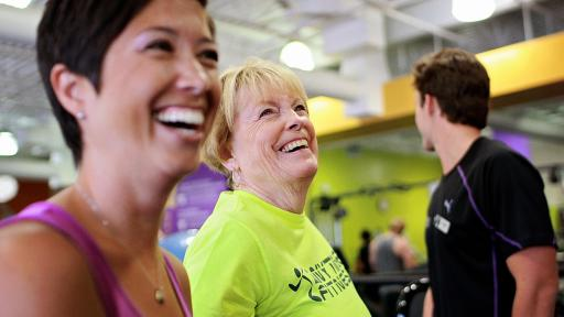 Anytime Fitness gyms are located in 30 countries on 6 continents, serving nearly 4,000,000 members.