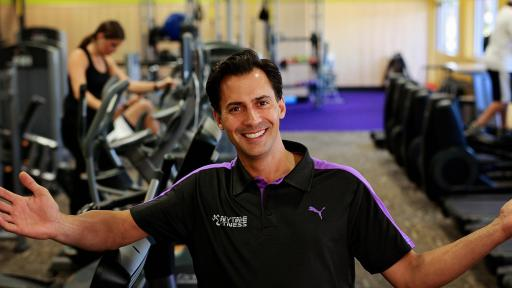 Welcome to Anytime Fitness