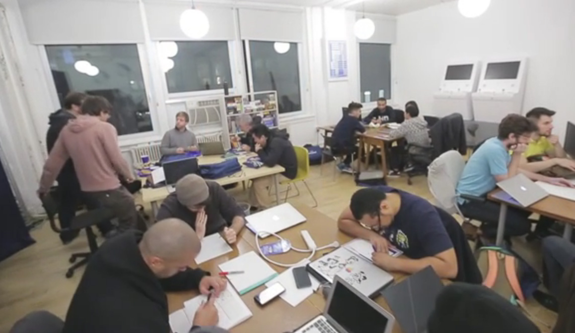 """Schick Hydro and Playcrafting partnered to host 20 independent game developers for a 48-hour game jam in NYC in Nov. to create four games to debut at """"The Indie Game Jam Arcade"""" during The Game Awards 2017 in LA on Dec. 7."""