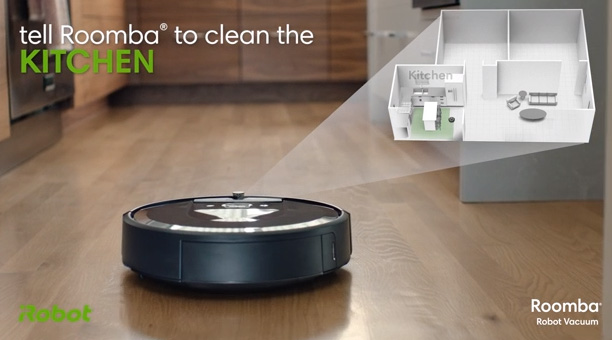 Introducing the iRobot Roomba® i7+ with Clean Base Automatic Dirt Disposal.