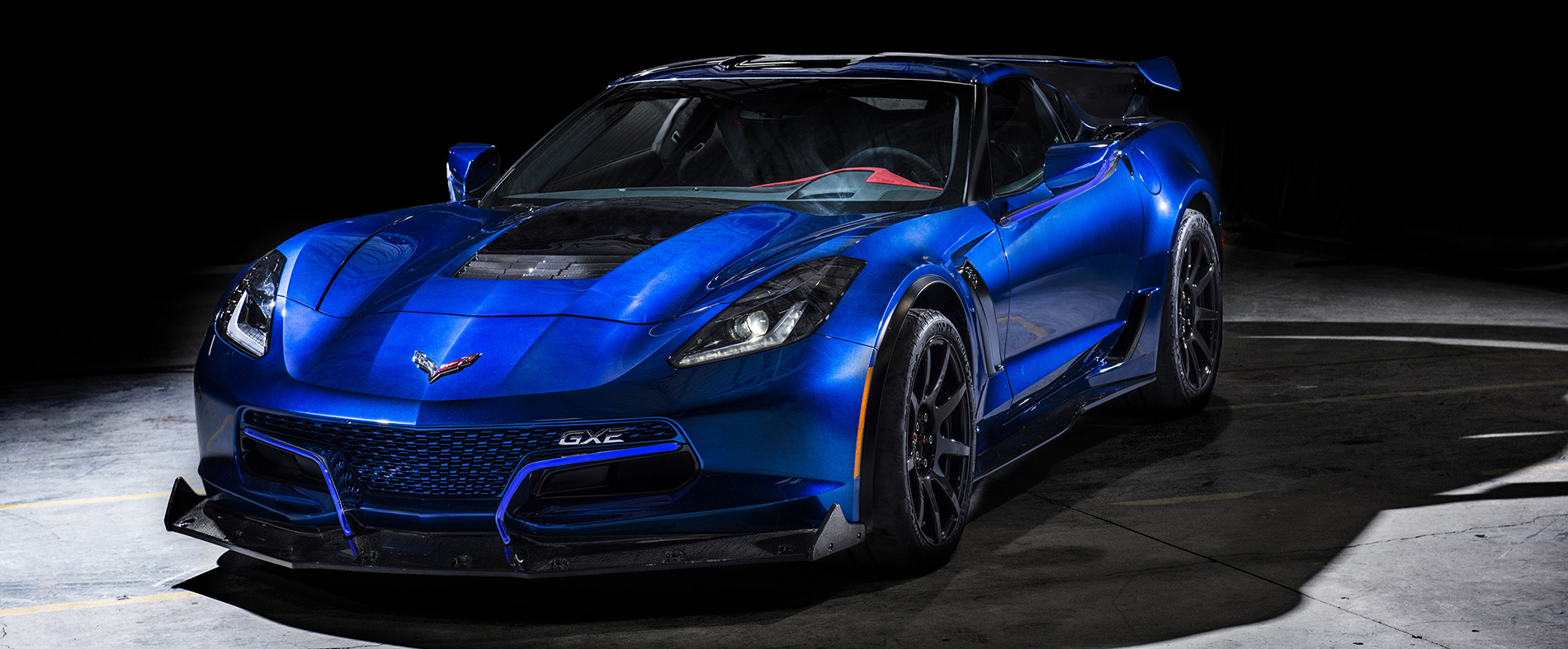 220 Mph Genovation Gxe All Electric Supercar Makes World Debut At Ces