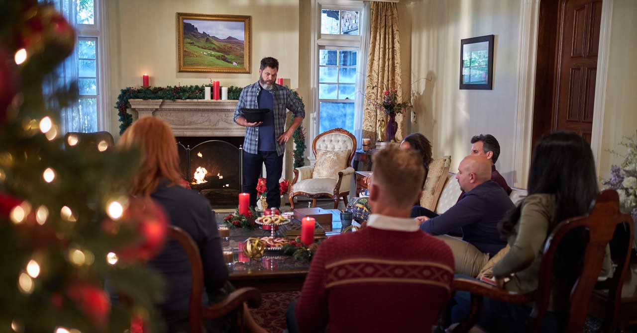 Nick Offerman's Yankee Swap