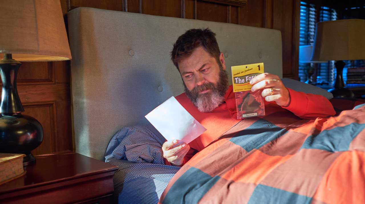 Nick Offerman's 'Perfect Gift'