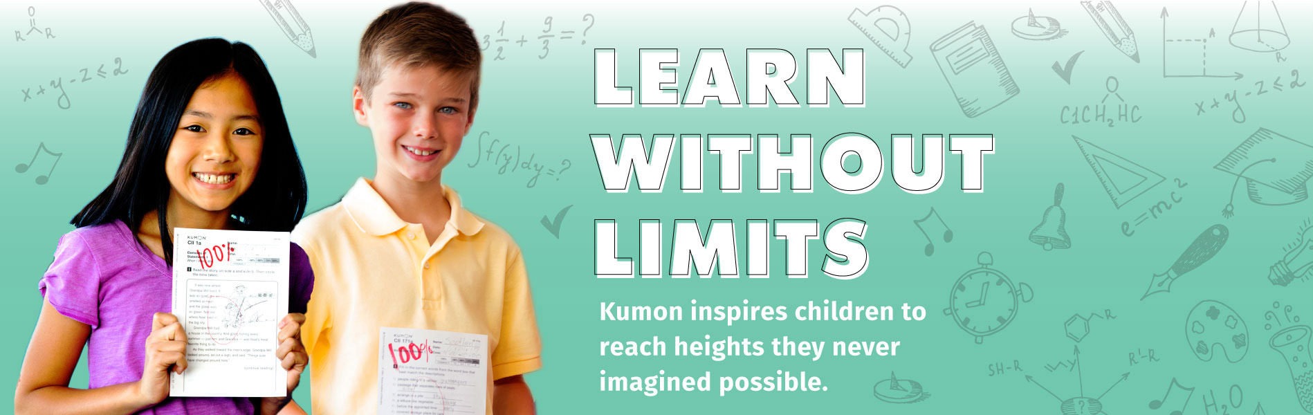 Learn without limits