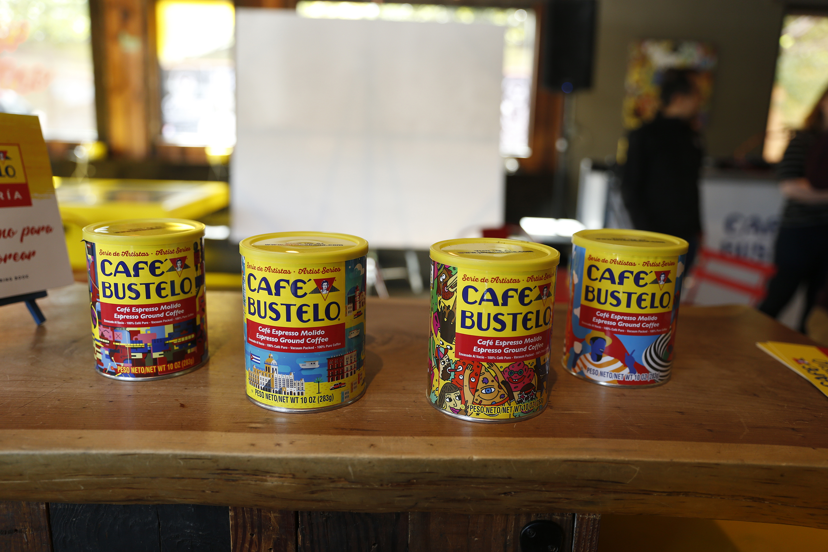 The Café Bustelo® El Café del Futuro Scholarship maintains founder Gregorio Bustelo's passion and tradition of reinvesting in local communities and celebrating Latino cultural values.