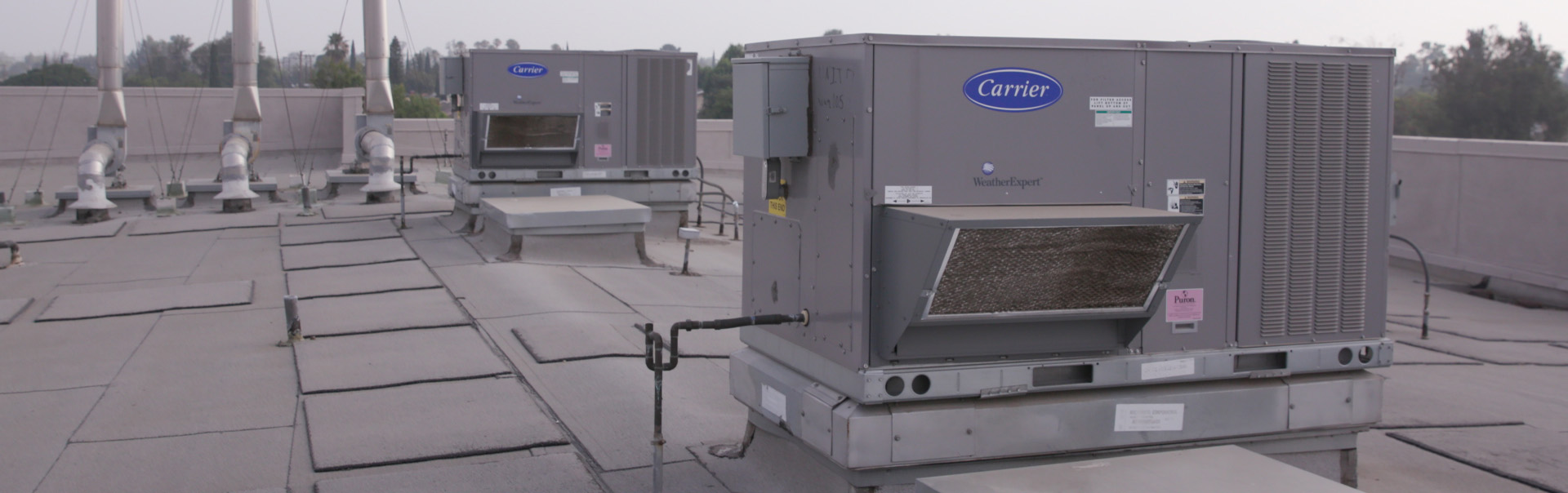 Carrier Commercial Equipment Upgrade Saves California