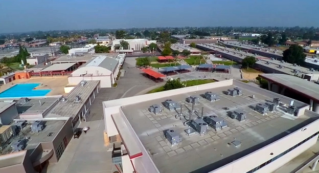 Carrier Commercial Equipment Upgrade Saves California School District More than Two Hundred Thousand Dollars in Energy Costs