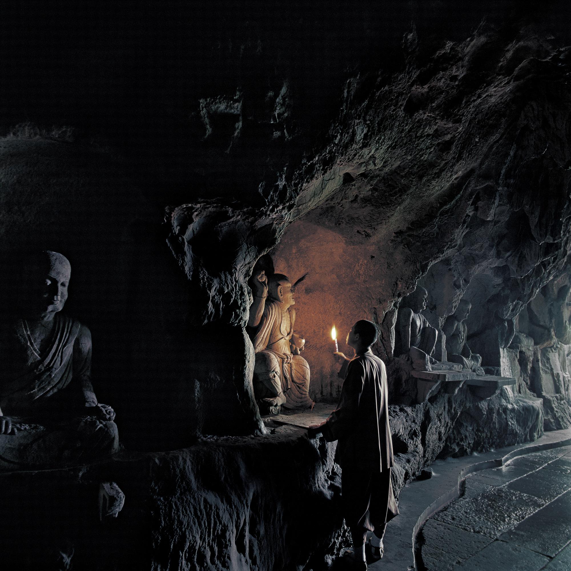 Seeking Buddha
