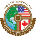 North American Truck of the Year logo