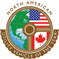North American Utility Vehicle of the Year logo