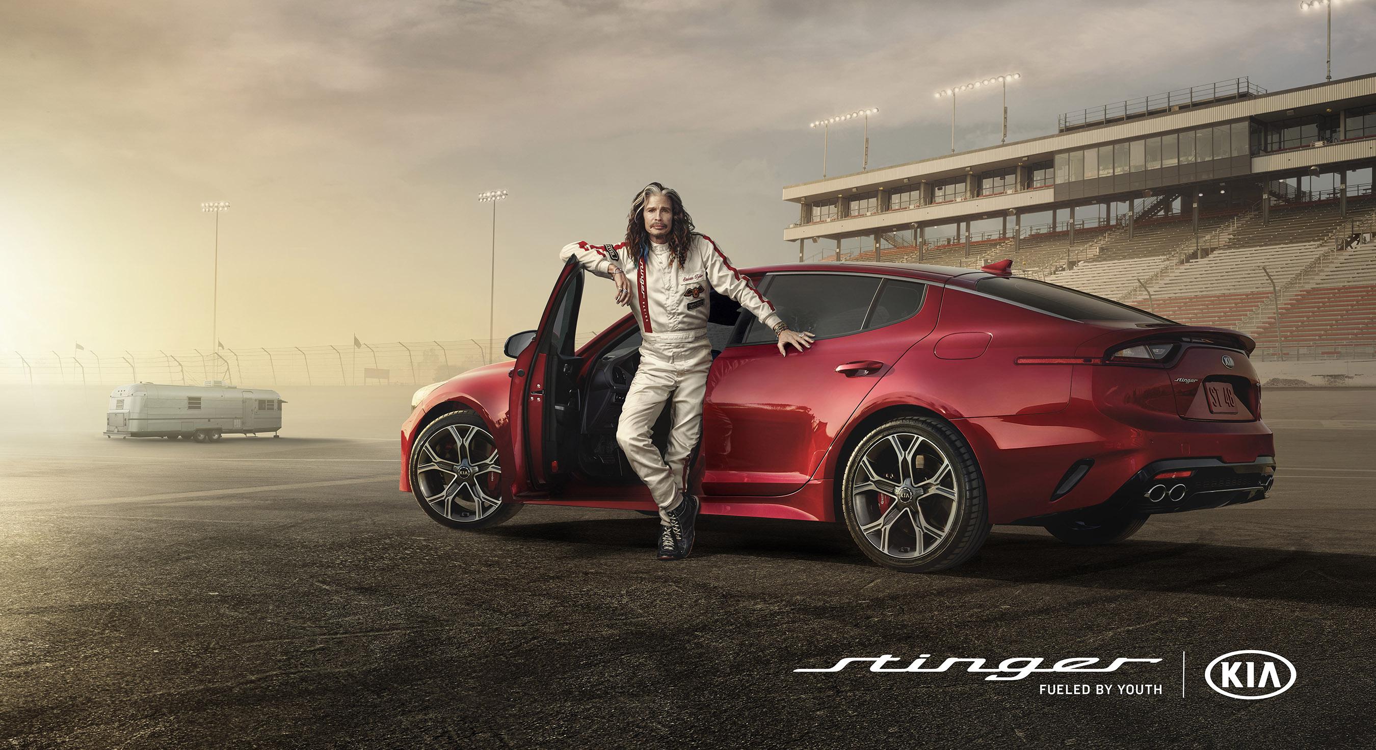 stinger cars coupe car top speed kia sports