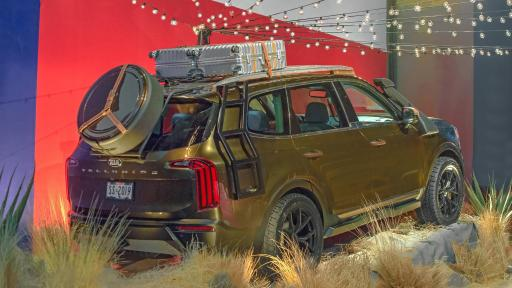 Kia confirms all-new Telluride SUV will be assembled in West Point, Georgia.