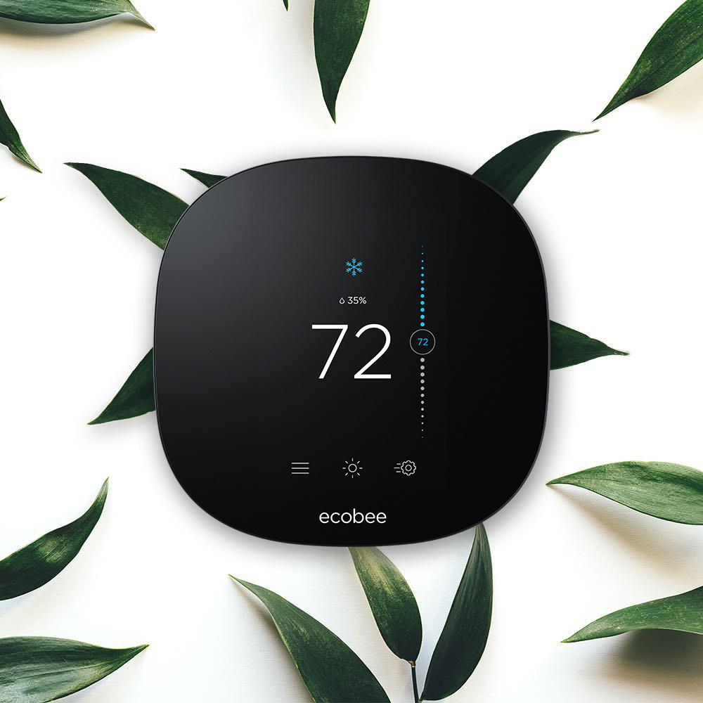 Since introducing the world's first smart thermostat, ecobee has remained committed to continuous innovation – from introducing the world's first light switch and thermostat with voice-technology built-in, to bringing advanced room sensor technology homeowners to optimize comfort and savings.