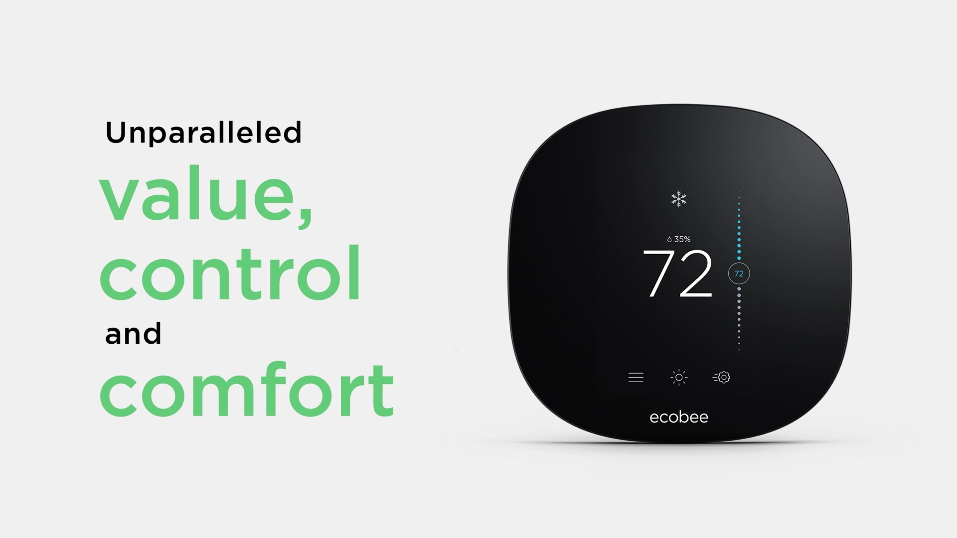 With the addition of the ecobee3 lite smart thermostat, Clayton is providing its customers access to the benefits and convenience that comes with ecobee smart thermostat technology.
