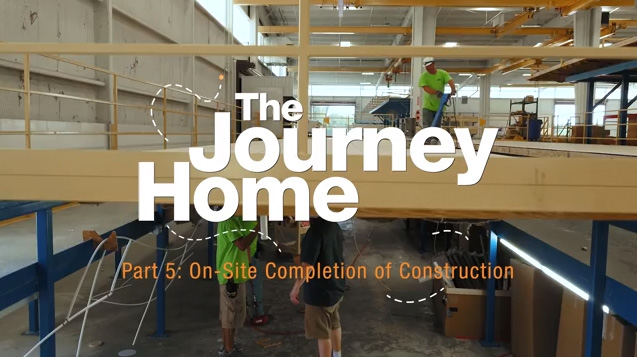 On-Site Completion of Construction