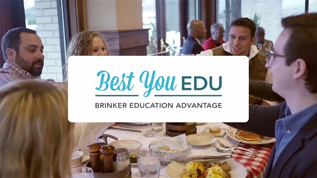 Best You EDU provides education at no cost to help Team Members advance their career aspirations and build confidence