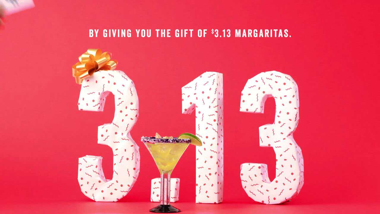 Chili's Gives Guests the Gift on their Birthday