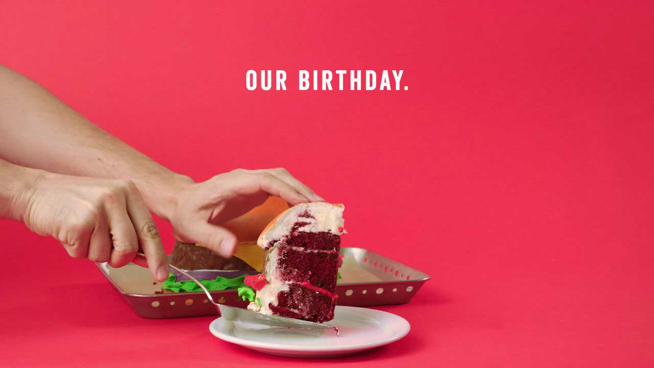 Chili's Shares the Gift on their Birthday