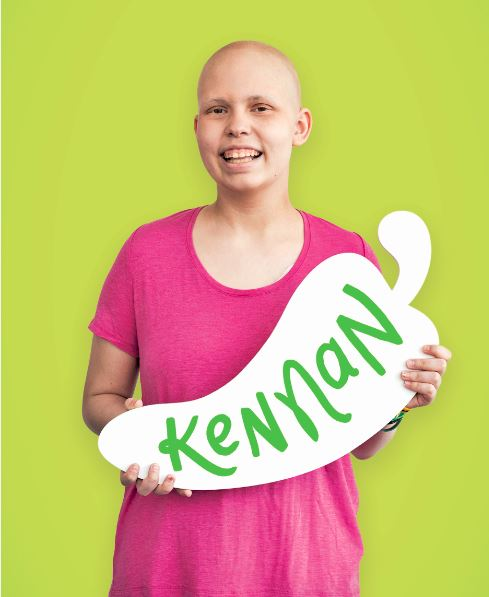 In 2017, Kennan was diagnosed with acute lymphoblastic leukemia. When you come into Chili's and Create-A-Pepper, you can help support kids like Kennan at St. Jude for only $1.