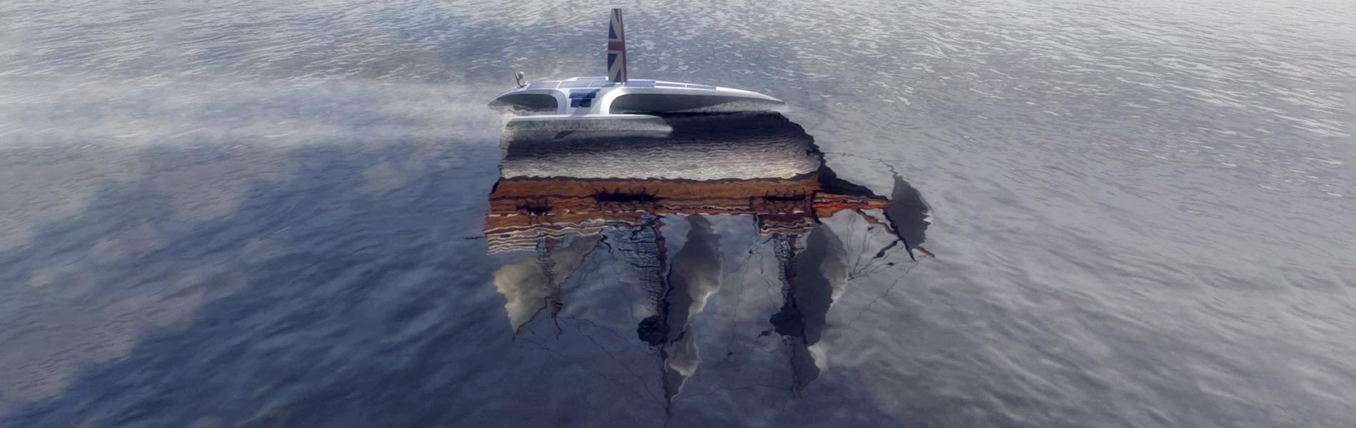 IBM Boards the Mayflower Autonomous Ship Project