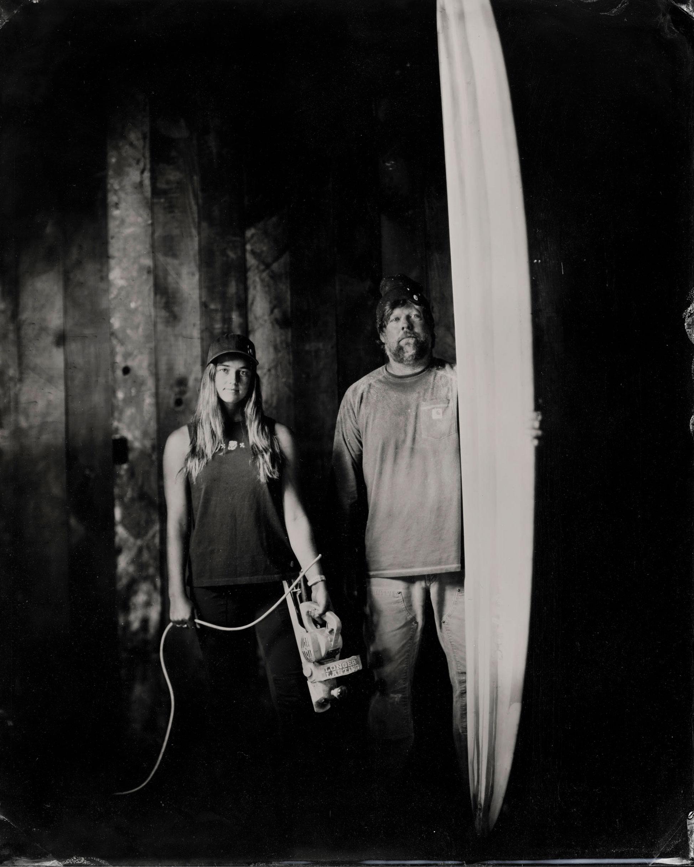 Carhartt Mentor – Surf Tin Type