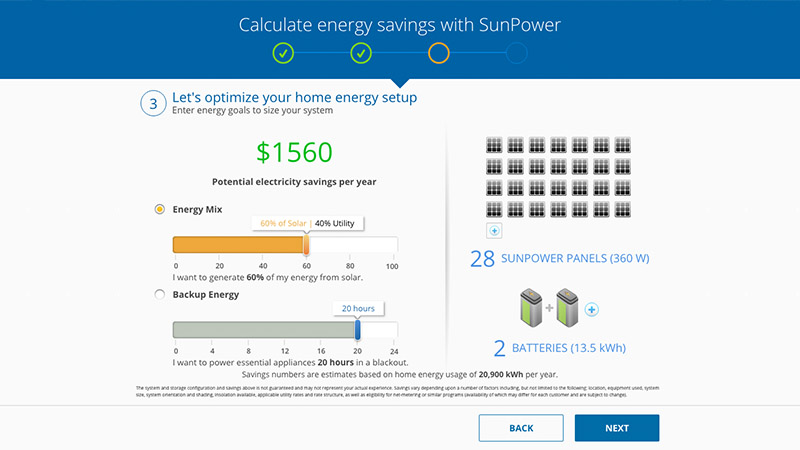 Calculate Solar-And-Storage Savings