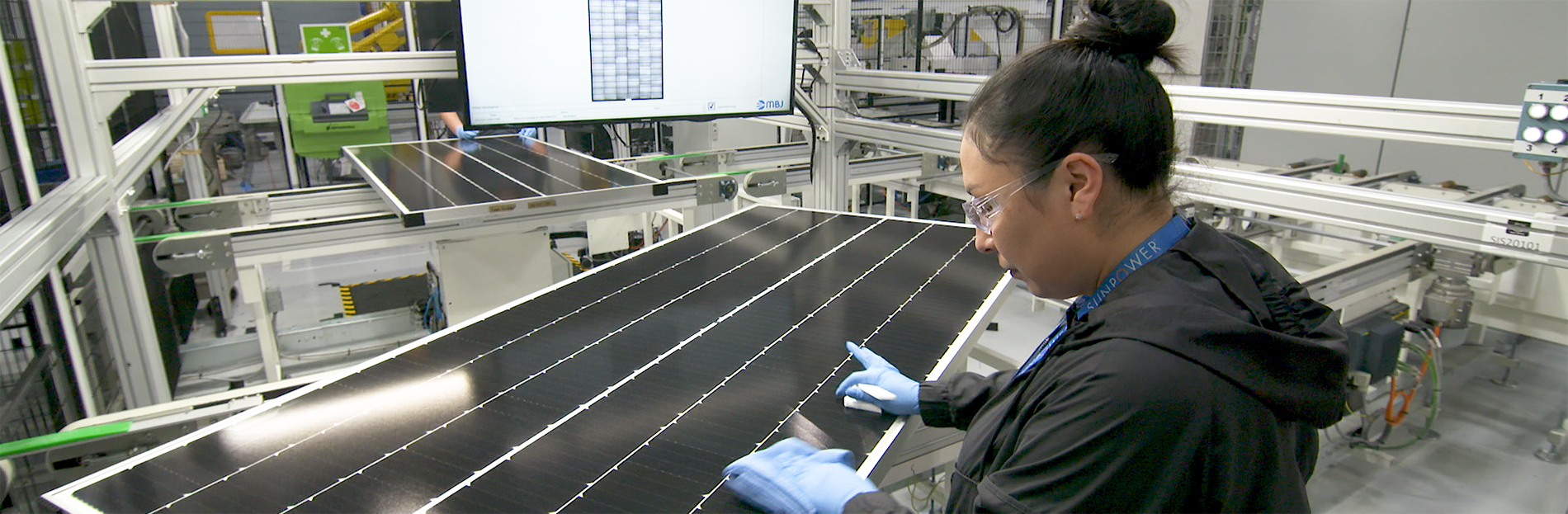 Sunpower S New Oregon Facility Now Producing Performance