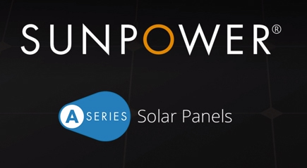 A-Series is the first home solar panel in the U.S. generating more than 400 watts of power and is designed to deliver 60 percent more energy in the same amount of roof space over the first 25 years.