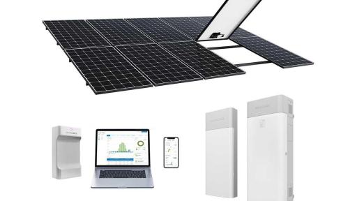 Equinox Storage is the next major advancement in SunPower's residential energy platform, designed specifically for the company's fully-integrated Equinox Solar solution.