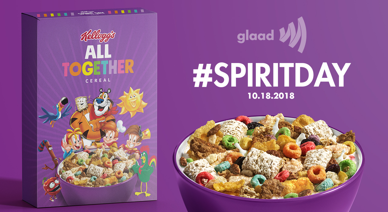 Kellogg launches 'All Together' cereal