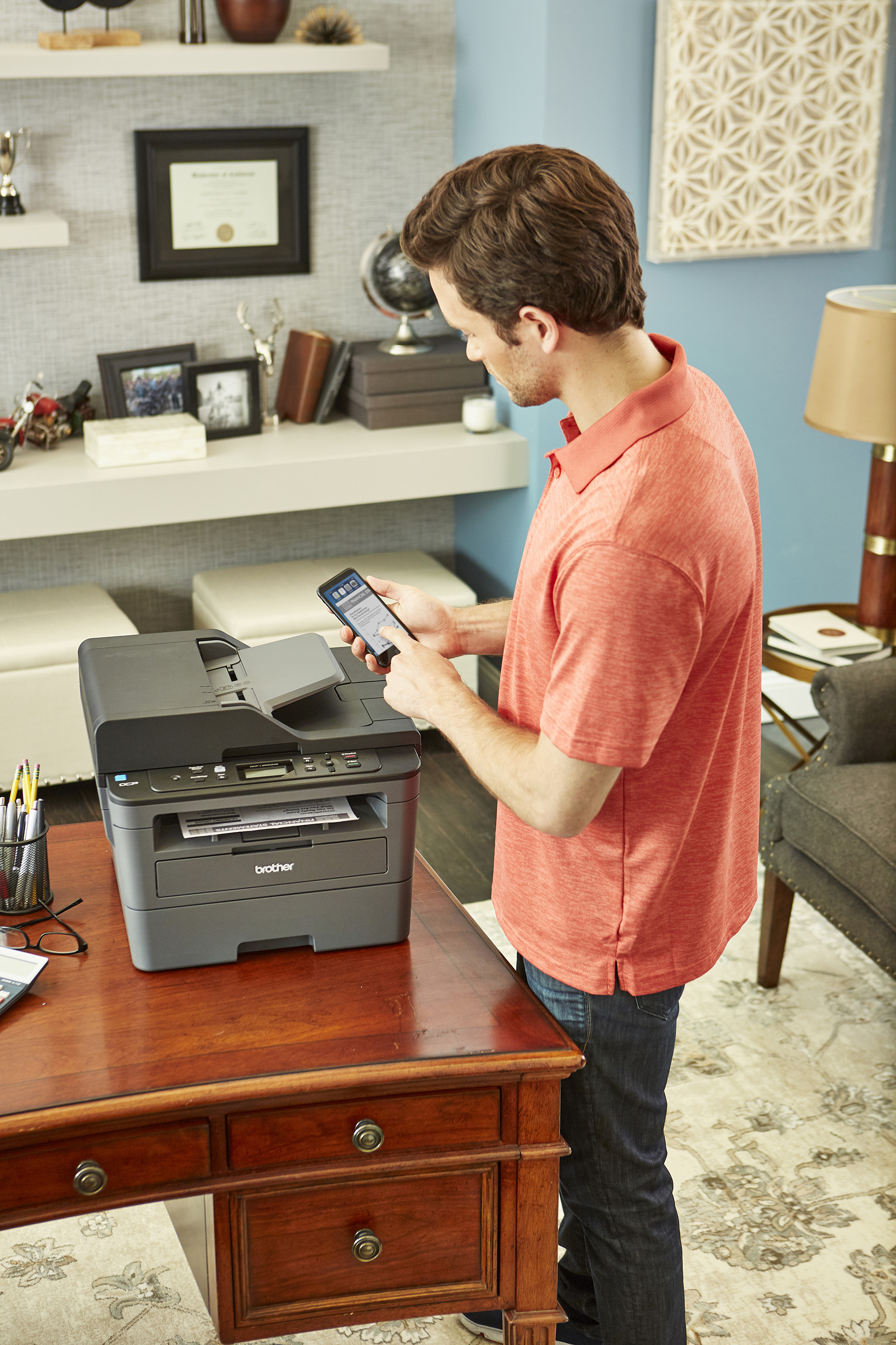 Brother Extends Laser Printing Leadership With Nine New Models For Small And Home Office
