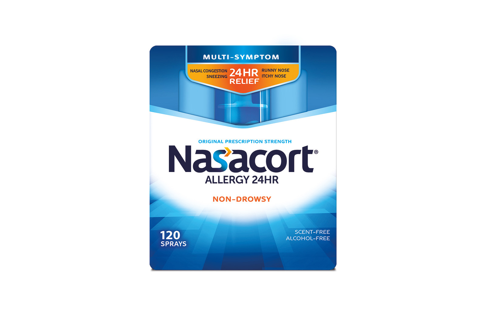 Nasacort® Allergy 24HR